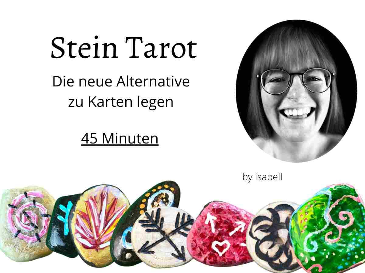 Stein Tarot legen www.steintarot.de